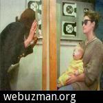bebek göz testi