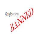 adsense ban