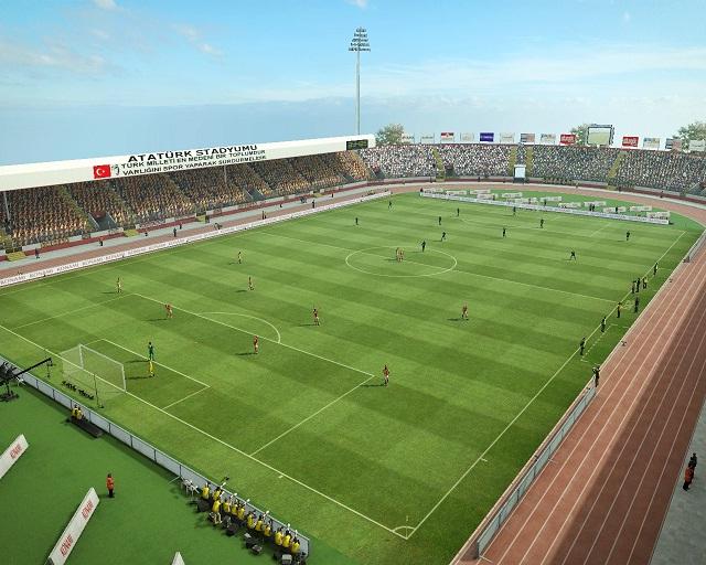 pes 2013 elazığ stadyumu