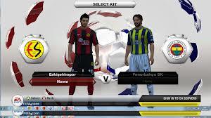 FIFA 13 süper lig türkiye