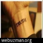 gerçek dövme