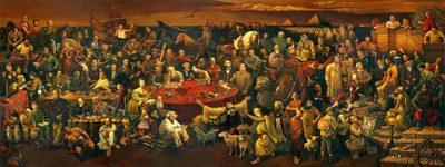 103 ünlü yüz tablosu